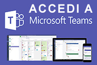 Microsoft Teams accedi light